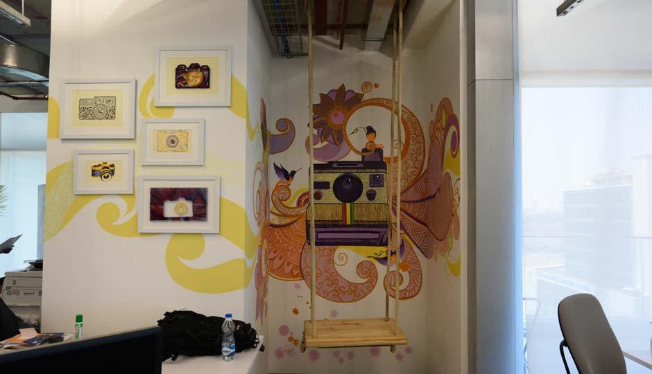 Facebook Mumbai Office Interior Design Photos and Detail (3)
