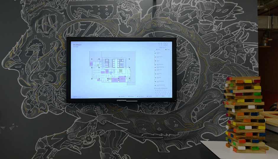Facebook Mumbai Office Interior Design Photos and Detail (4)