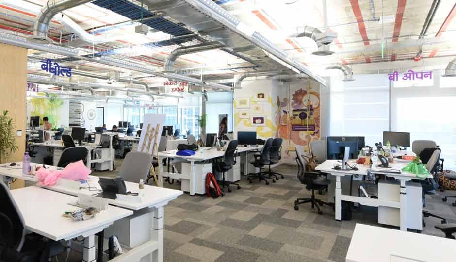Facebook Mumbai Office Interior Design Photos and Detail (5)