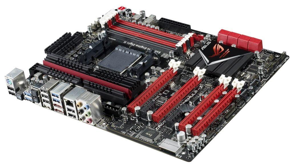 motherboard model number,