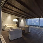 open floor plan penthouse,