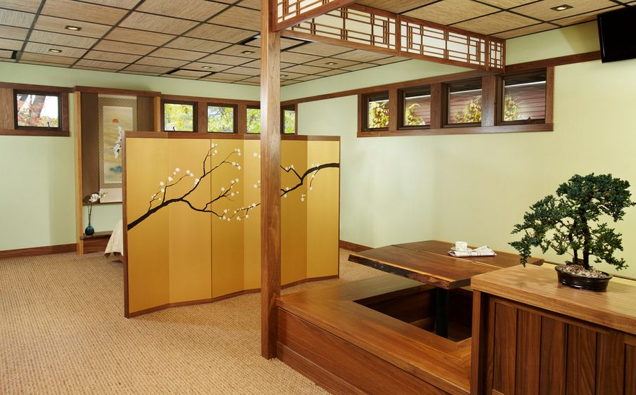 Interior Design Japanese Style japanese style dining tables with interior design identity