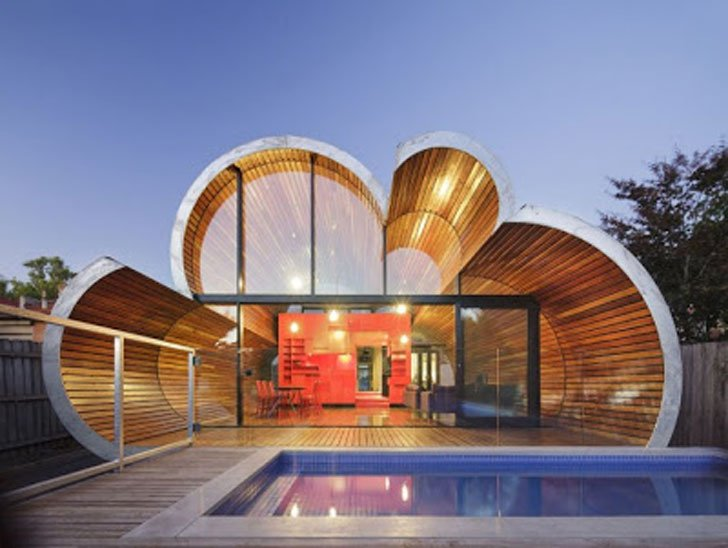 Contemporary architecture style From the same time period