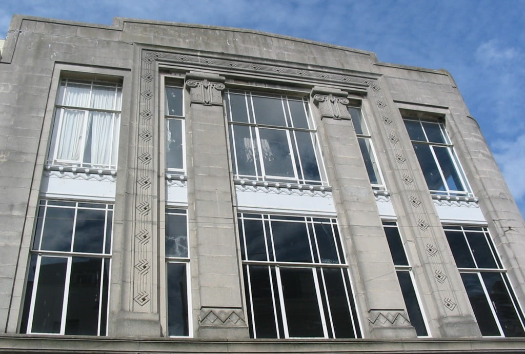 Art Deco Architectural Style,