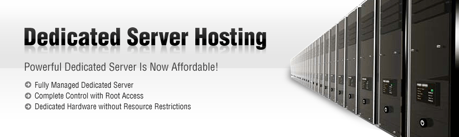 Dedicated Server Hosting,