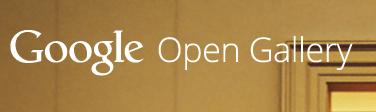 Google Open Gallery, online art gallery websites,