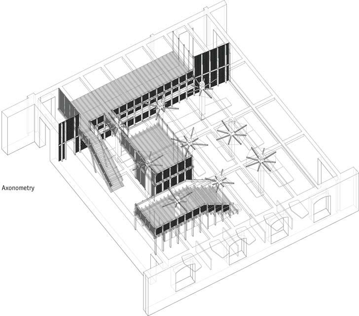 Modern Workspace,