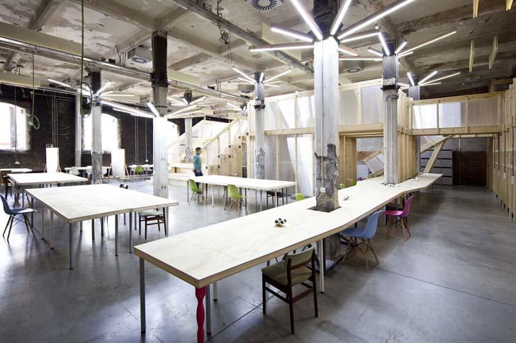 Modern Workspace, Modern Workspace design, interior lighting ideas,