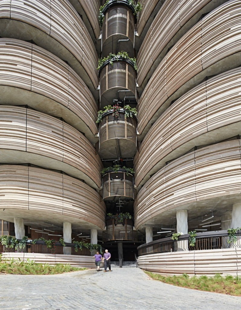 Examples Of Organic Architecture Buildings Concept