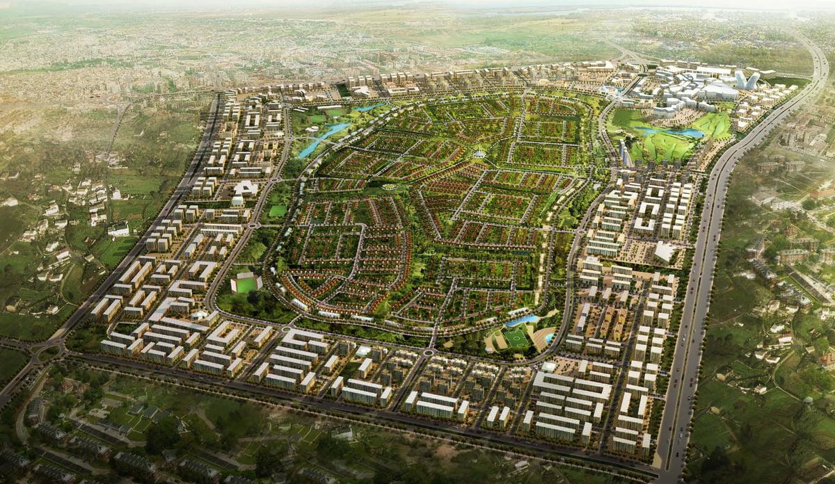 New Cairo Unveils Plans For Egyptian Renaissance