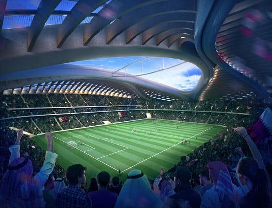 Al Wakrah Stadium 1