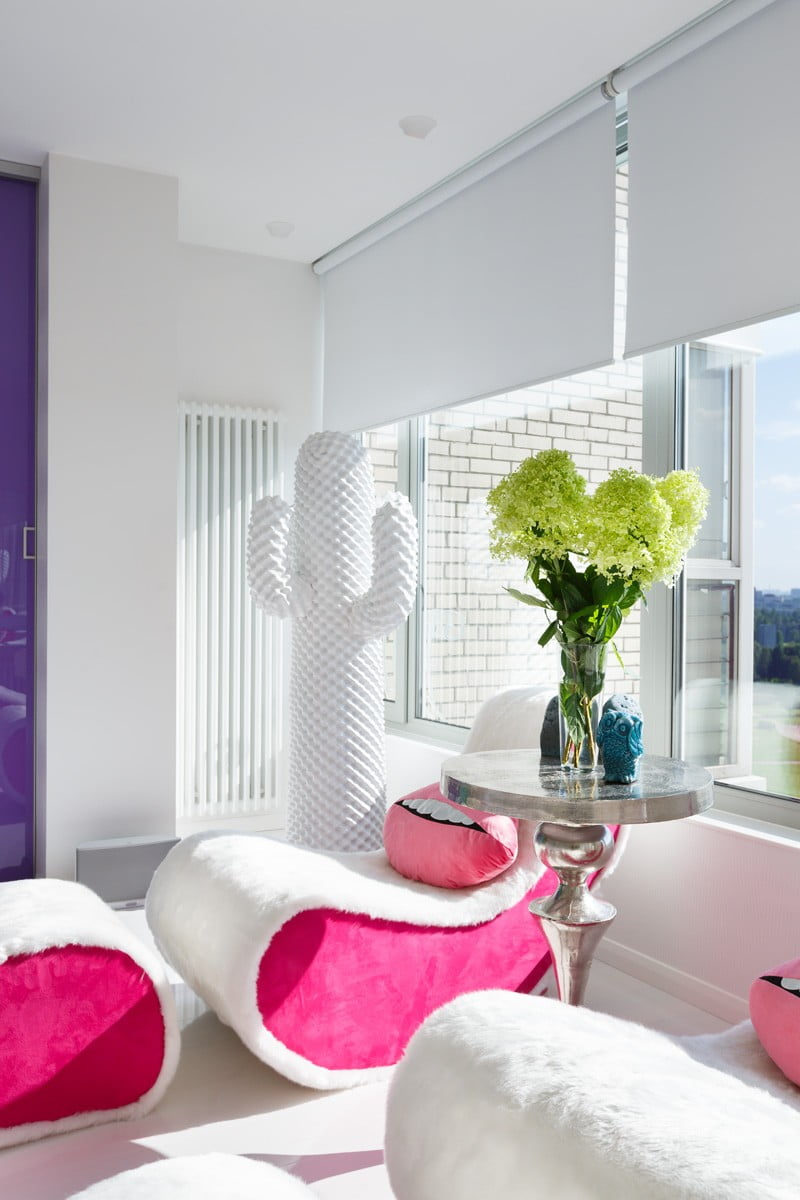 Bright paint color ideas for a family home decor in russia - Home interiors paint color ideas ...