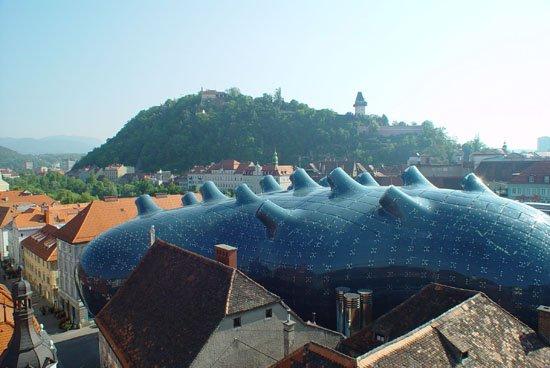 Kunsthaus Graz 1