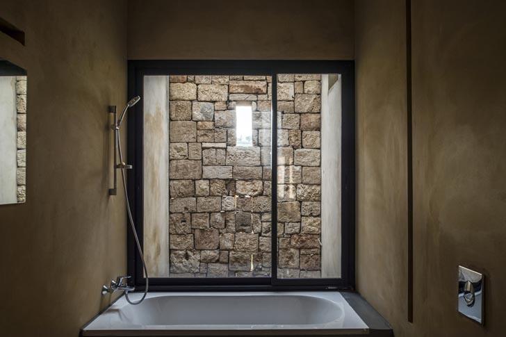 Modern Mediterranean House Architecture - Zgharta House