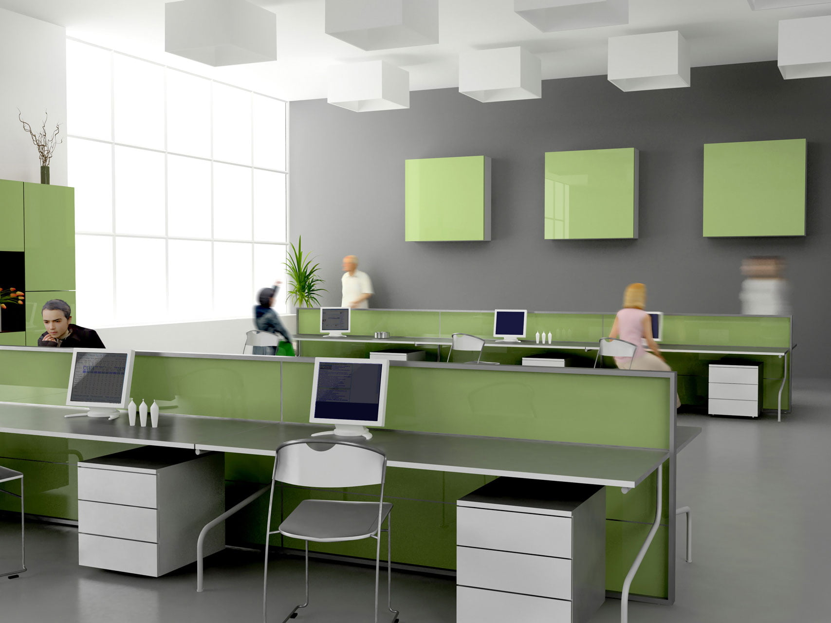 How To Design : Ideas Behind Designing Corporate Spaces
