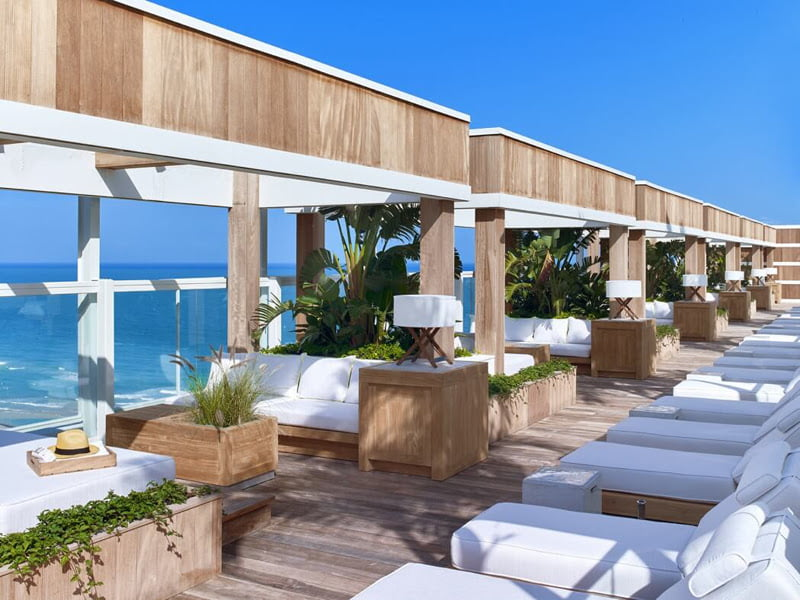 beachfront hotel design,