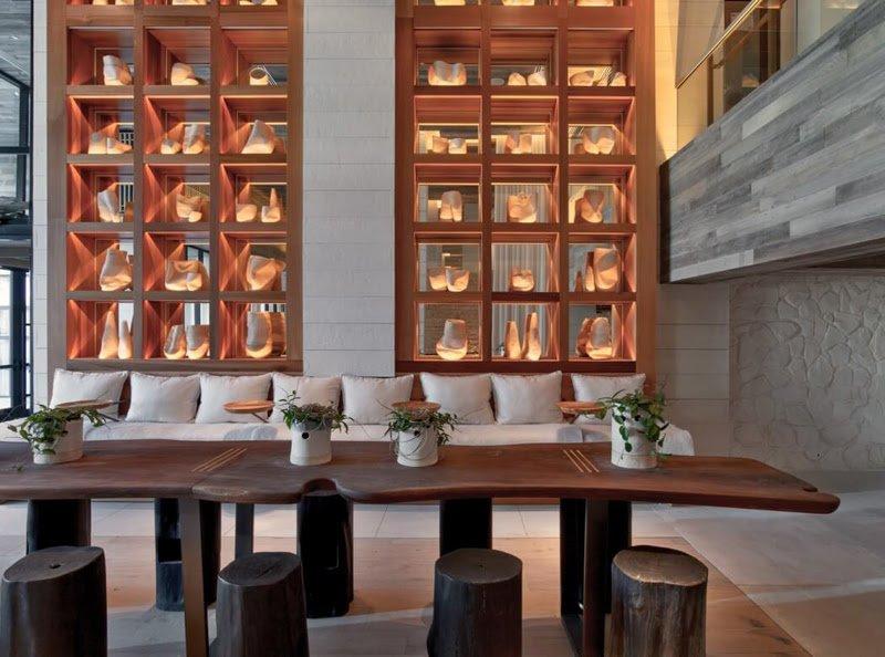 Amazing beachfront hotel design in south beach florida us for Amazing hotel design