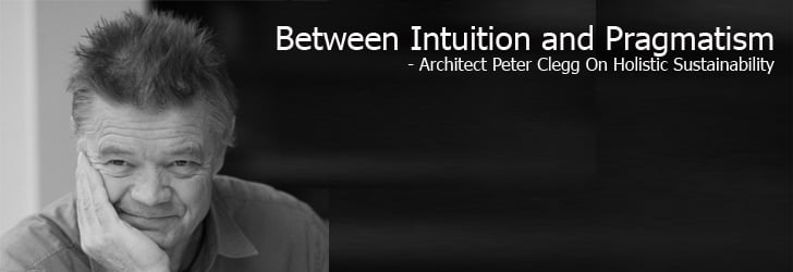 architect peter clegg,