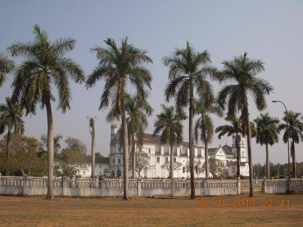 Church of St. Francis of Assisi, Goa