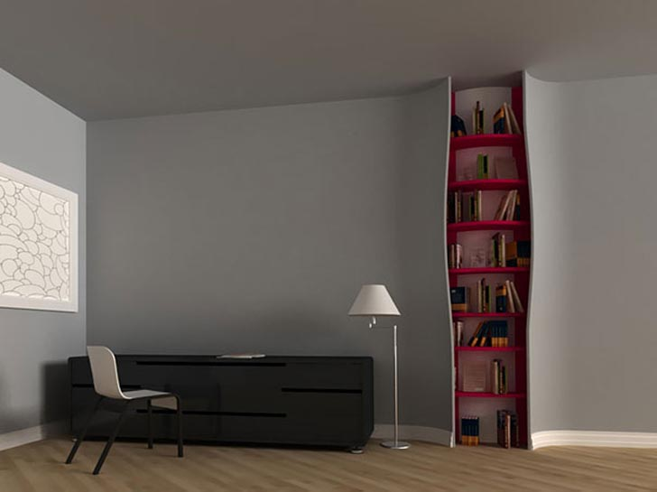 all time best creative bookshelves design ideas for home interior