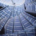 modern intelligent and sustainable building,