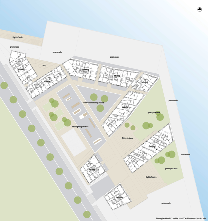 architectural thesis on waterfront development With two new projects, waterfront development would members of the urban design & architecture review panel did not object to the added development.