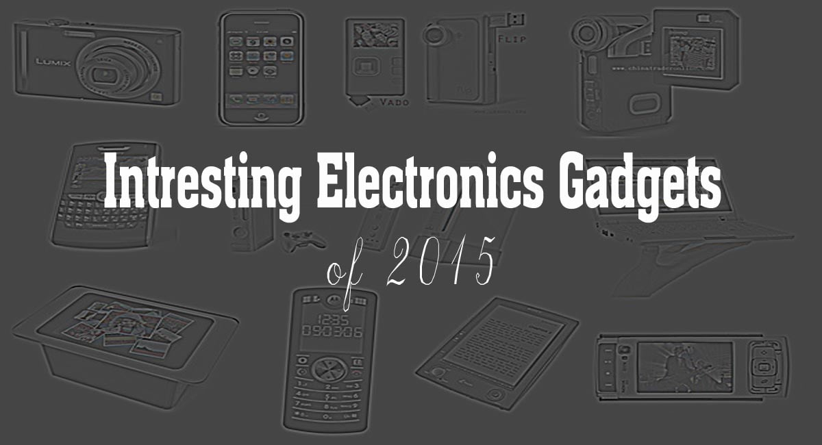 best electronics gadgets,