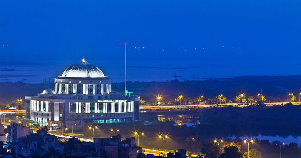 navi mumbai, nmmc new head office,