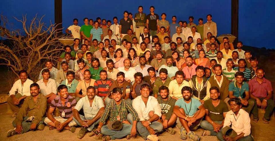 Baahubali Movie,