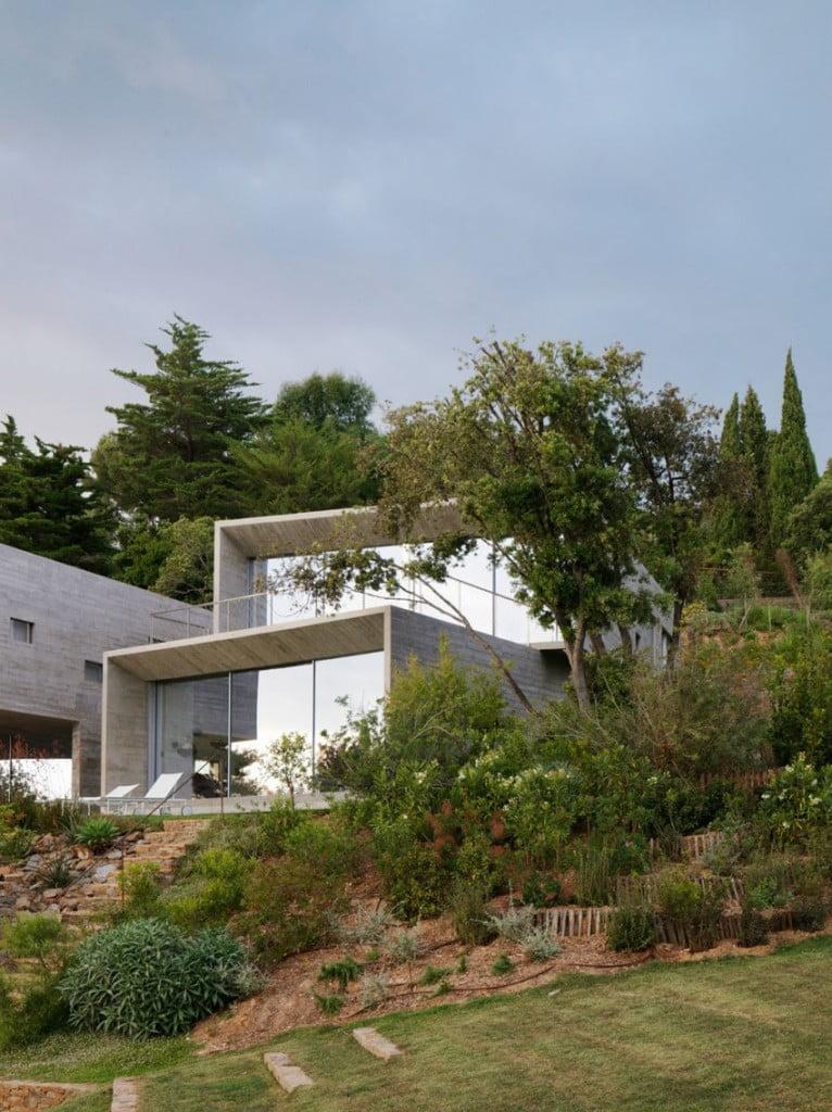 Concrete House Architecture,