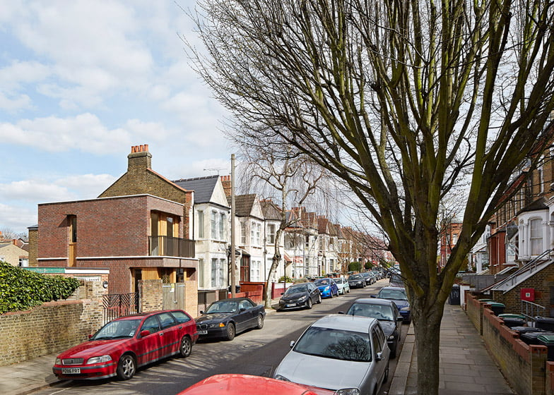 Haringey Brick House Street View