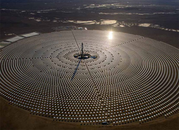 Redstone Solar Thermal Power Plant, South Africa