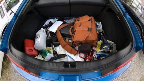 Remove Extra Weight from your Vehicle