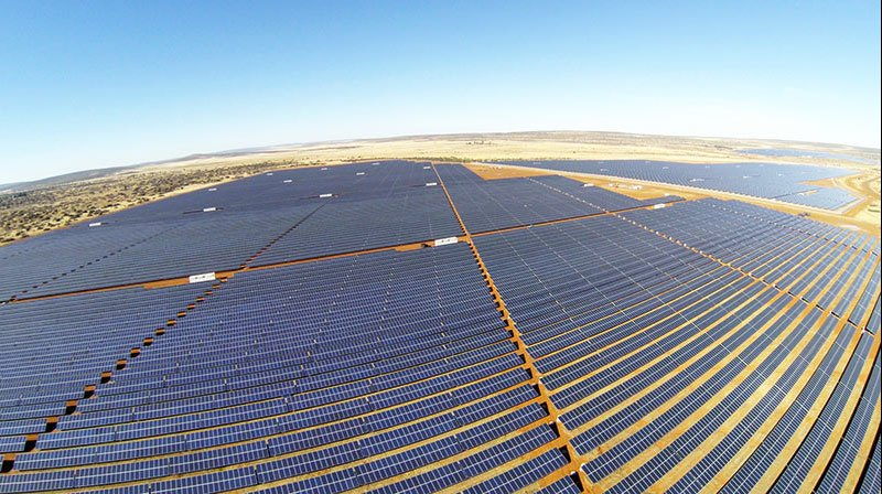 The Jasper solar PV project, South Africa