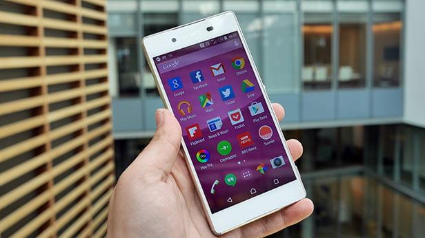 Sony Xperia Z5 Premium,