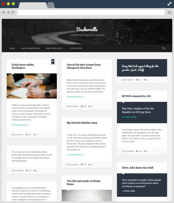 baskerville-free-wordpress-masonry-theme