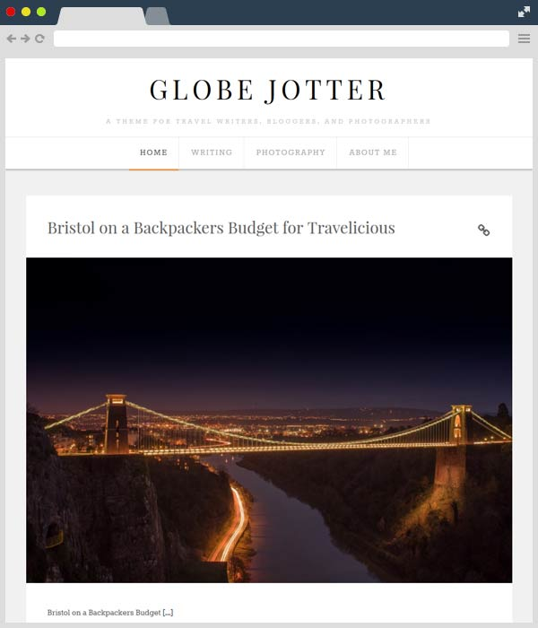 globe-jotter-free-blog-wordpress-theme