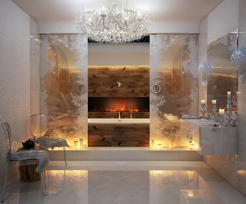 amazing cool bathrooms interior design ideas - Cool Bathrooms
