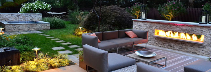 Small Outdoor Spaces Design Ideas Sha excelsiororg