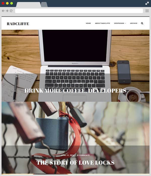 radcliffe-free-creative-blog-wordpress-theme