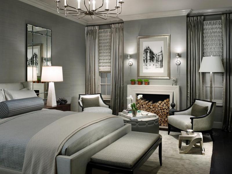Gray Bedroom Paint Ideas
