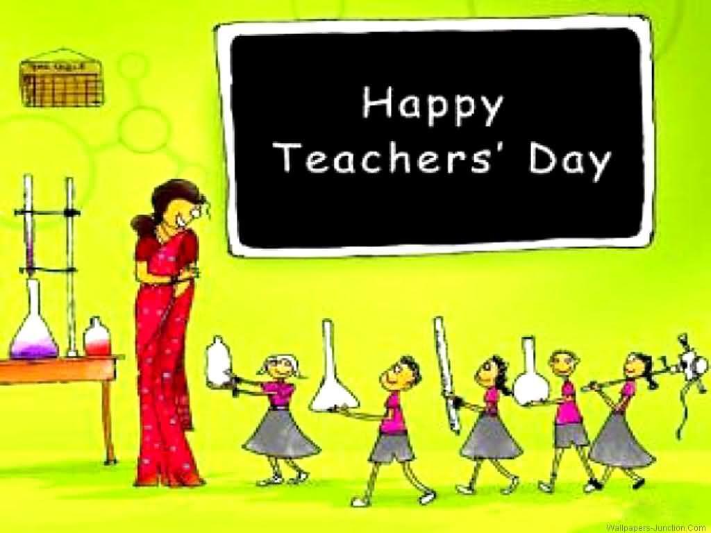 cartoon ideas for teachers day