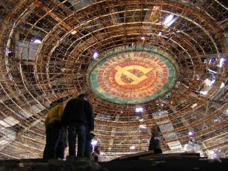 Bulgarian Communist Party Headquarters, Buzludzha 1