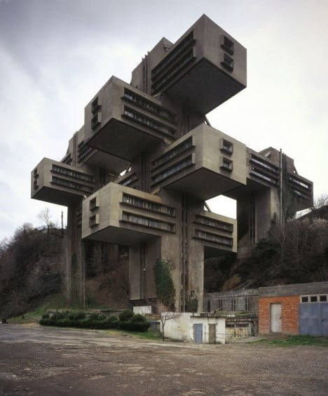 Examples Of Brutalist Architecture Buildings With Concrete