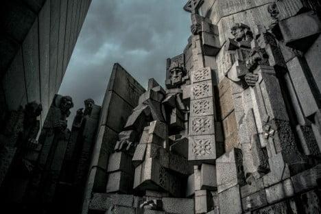 Examples Of Brutalist Architecture Shumen Monument, Bulgaria