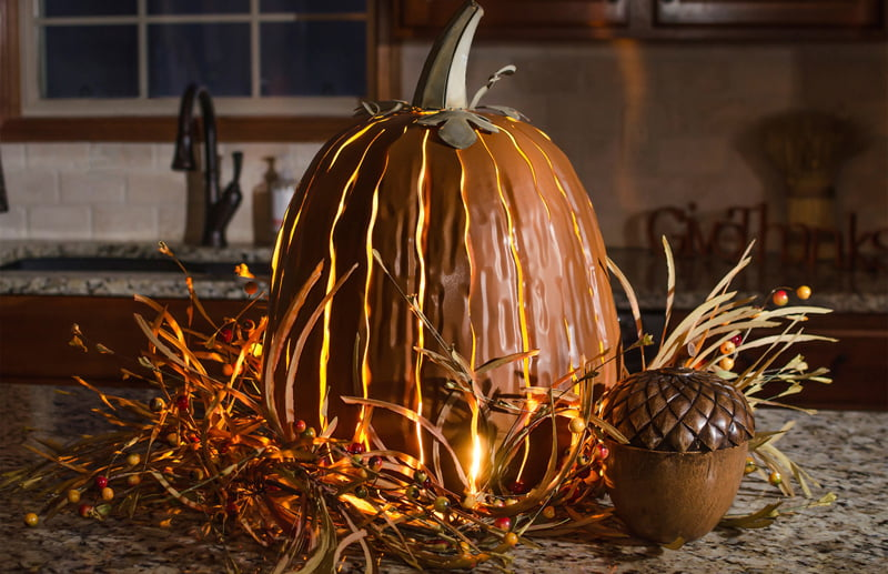 Great Pumpkin Lantern Decoration 2