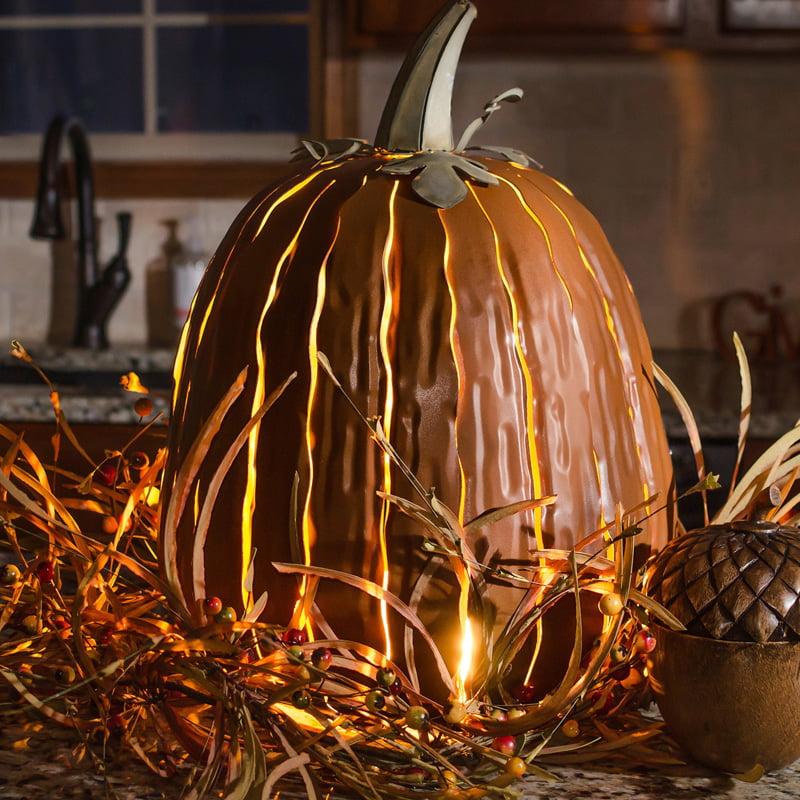 Great Pumpkin Lantern Decoration