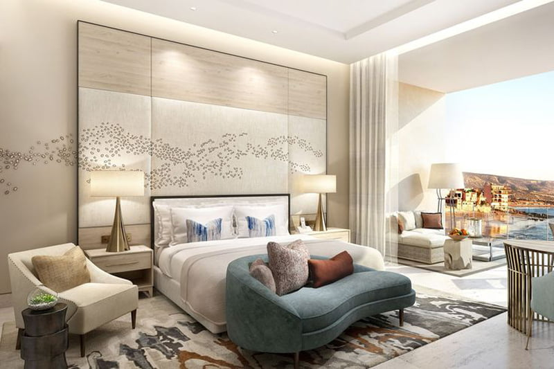 cozy bedroom decoration with latest interior trends
