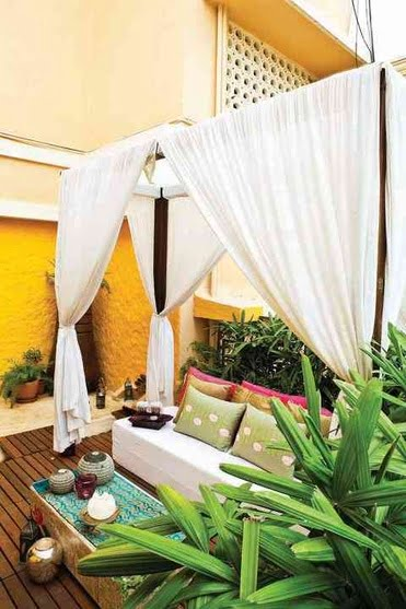 Balcony design ideas for perfect outdoor oasis of modern house for Balcony interior design