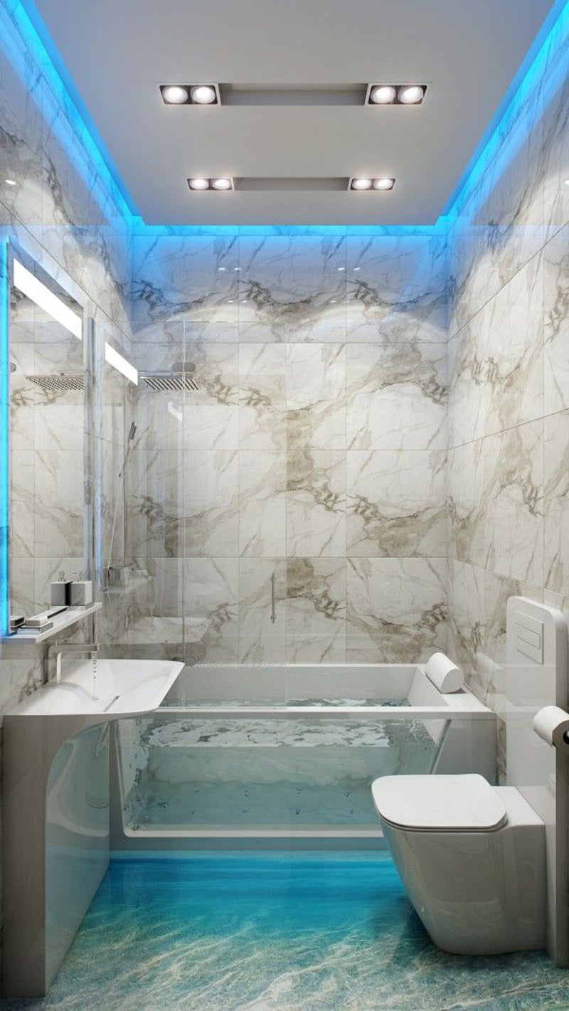 Seductive Bathroom Vanity With Lights Design Ideas - ^